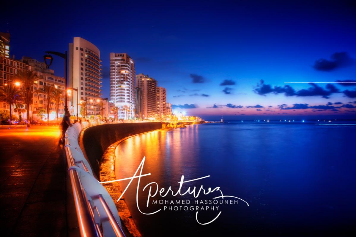 Beirut Seacoast