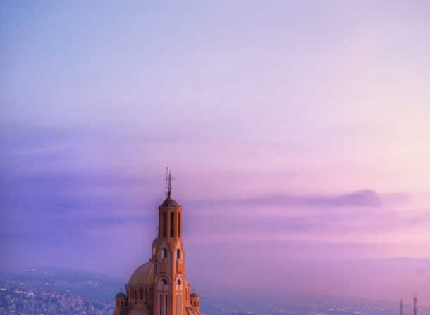 Saint Paul Cathedral - Lebanon_2