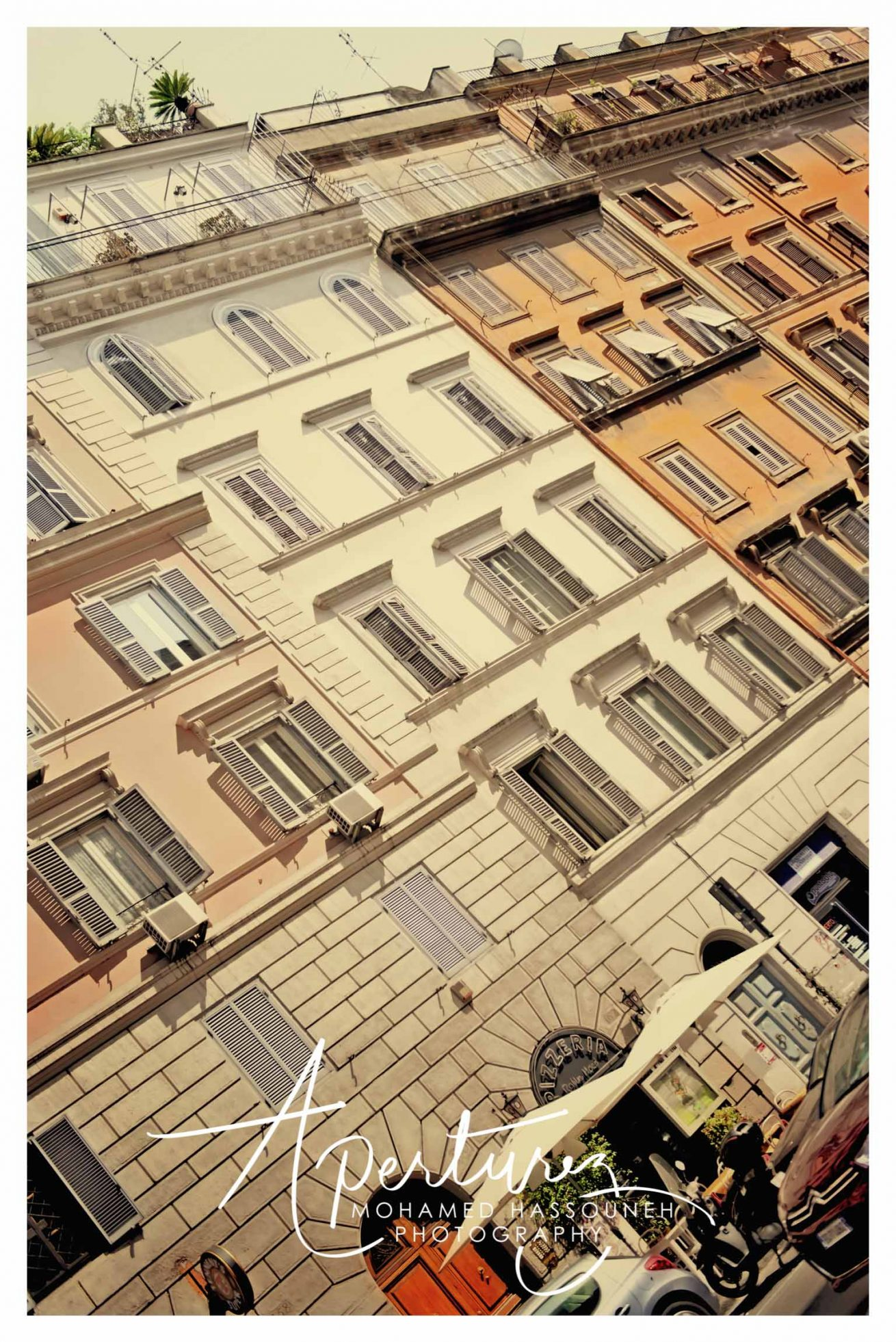 166 Via Cavour Rome