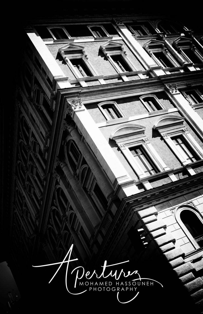 Behind The Windows